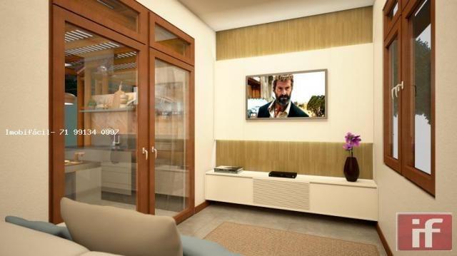 Casa de condomínio à venda com 3 dormitórios em Imbassaí, Mata de são joão cod:371 - Foto 6