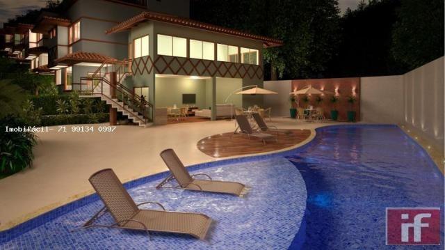 Casa de condomínio à venda com 3 dormitórios em Imbassaí, Mata de são joão cod:371 - Foto 14
