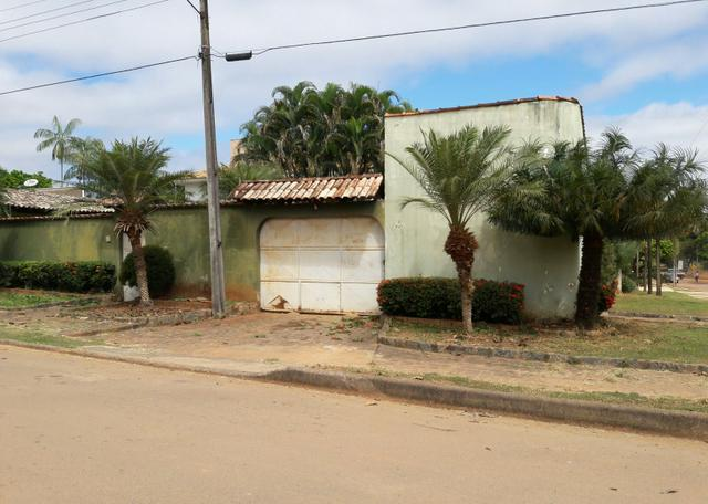 Vende-se ou troca casa em Jaru
