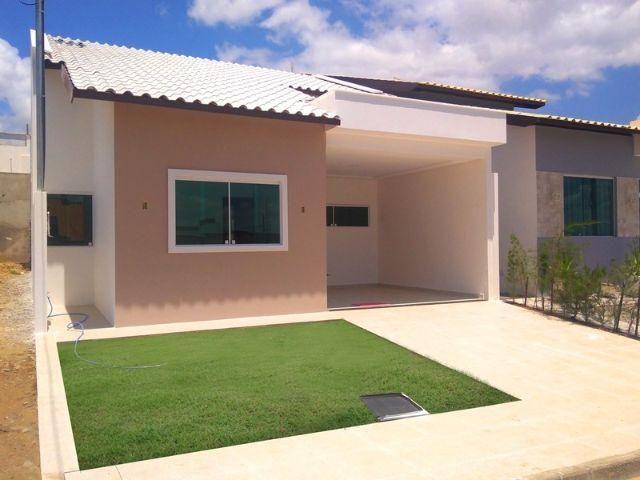 Linda casa pronta pra morar de 3 quartos no condomínio Serraville - Venha conhecer