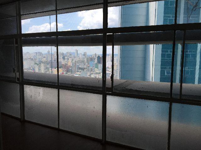 Quarto e Sala no Edifício Copan