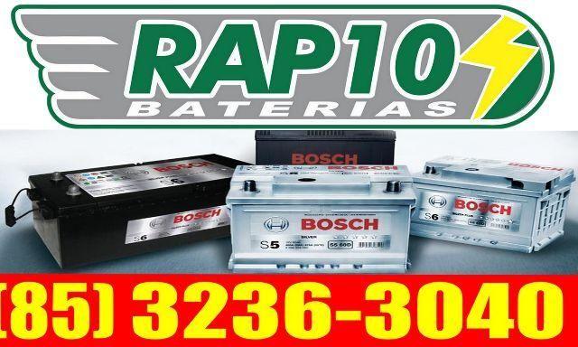 Bateria 60ah Bosch