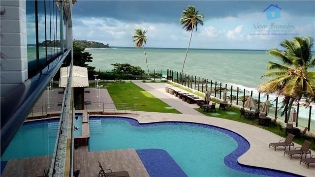 Maravilhoso flat beira mar Tabatinga