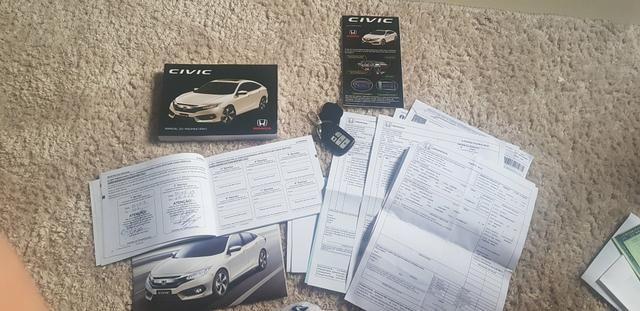 Civic Touring 1.5 somente vênda! - Foto 14