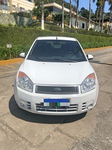 (FINANCIO) (RARIDADE) Ford fiesta class 09/09, completíssimo, doc ok, com apenas 50 mil km