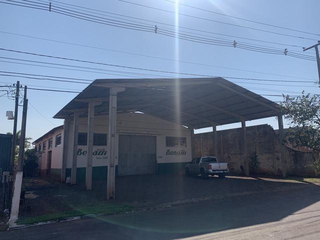 Barraco pre fabricado estrutura com cobertura - Foto 2