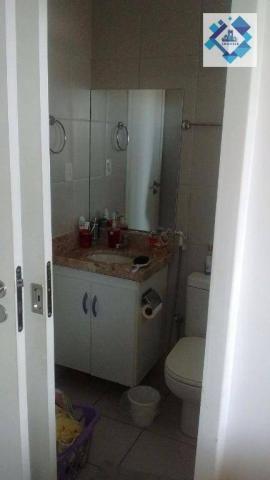 Apartamento com 3 dormitórios à venda, 72 m² por R$ 460.000,00 - Guararapes - Fortaleza/CE - Foto 13
