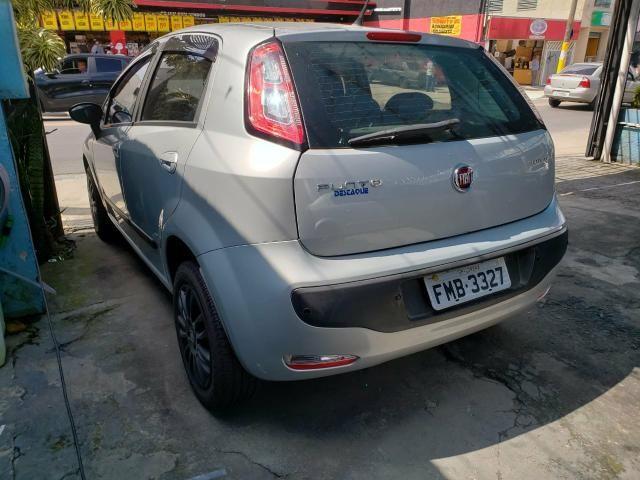 Fiat Punto 1.4 8v Flex 4p Completo 2014 - Foto 5