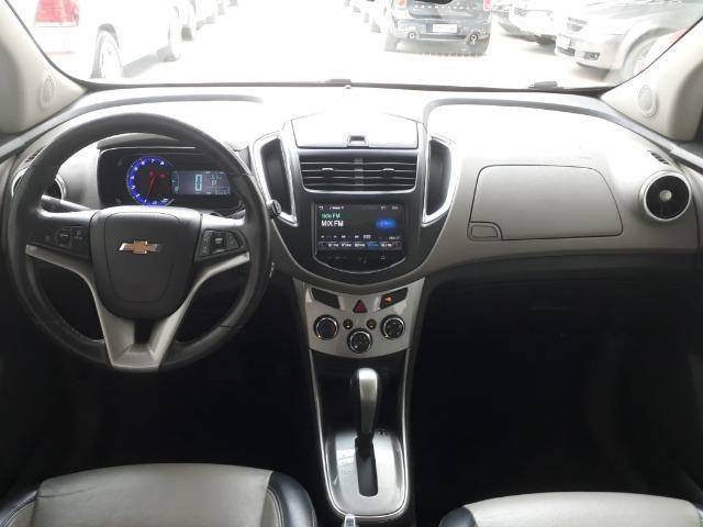 Chevrolet Tracker 1.8 LTZ 4x2 16V 2013/2014 Branca - Foto 7
