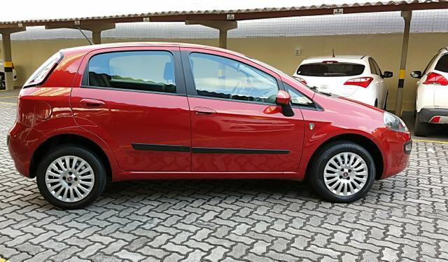 Punto Attractive Itália 1.4 Fire Flex 8V 13/13 (Emplacado 2020) - Foto 4