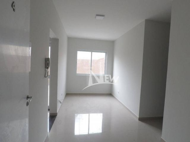 Apartamento térreo com GARDEN, 02 quartos no Parque da Fonte, São José dos Pinhais - Foto 5