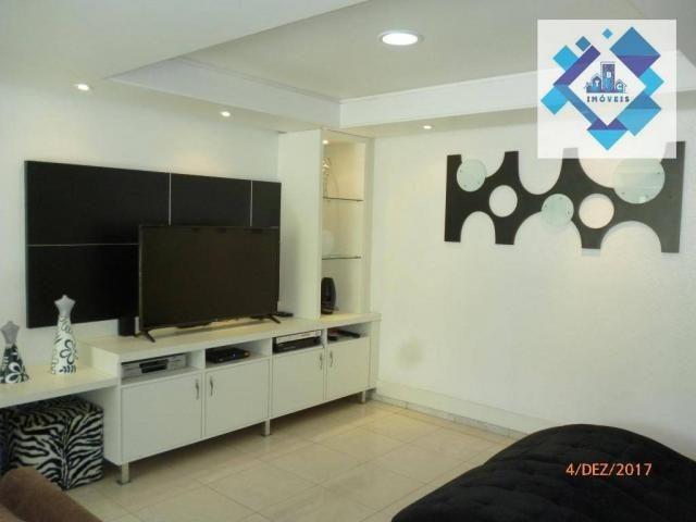 Casa Projetada com elegância e conforto à venda, Vila União, Fortaleza. - Foto 3