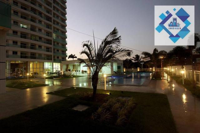 Apartamento com 3 dormitórios à venda, 72 m² por R$ 460.000,00 - Guararapes - Fortaleza/CE - Foto 19