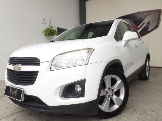 Chevrolet Tracker 1.8 LTZ 4x2 16V 2013/2014 Branca