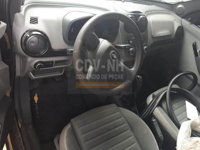 Sucata Chevrolet Agile 2011 1.4 102cv Flex - Foto 2