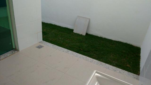 Casa em Ipatinga, 3 qts/suite, 110 m², 2 vags 5x5 mts, piso porc retif. Valor 240 mil - Foto 11