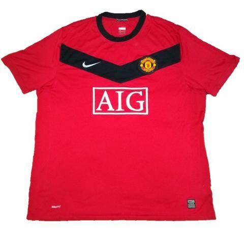 aab7054bf0 Camisa Nike Barcelona 18 19 - S n - Oficial tamanho G e GG únicas ...
