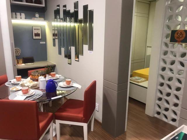 WC - Lançamento da Morar Construtora Apartamento Cond. Fechado com elevador - ES - Foto 14