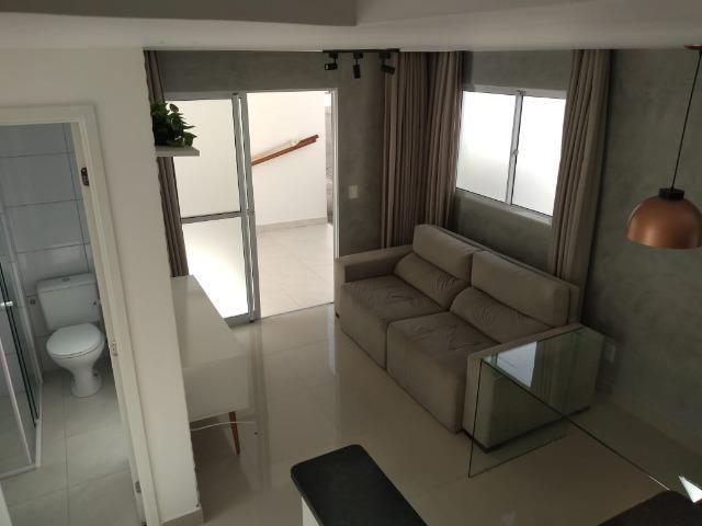 Vendo lindo duplex mobiliado em condomínio fechado em nova parnamirim - Foto 14