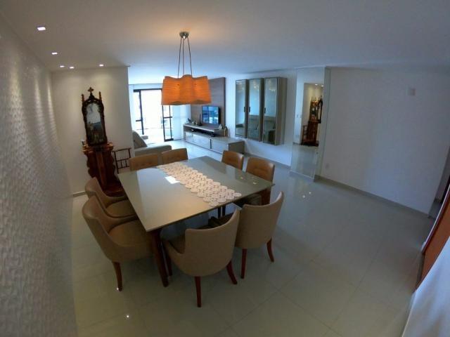 Apartamento à venda com 3 dormitórios em Ponta verde, Maceió cod:268 - Foto 2