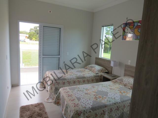 REF 2567 Sobrado 3 dormitórios, frente a área verde do condomínio, Imobiliária Paletó - Foto 11