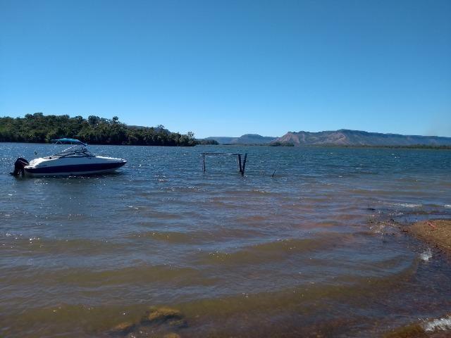 Fazenda beira do lago a melhor da região