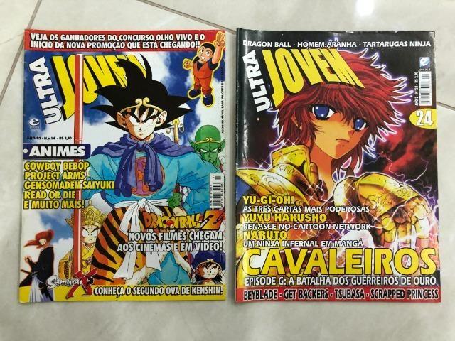 Revistas Ultra Jovem - 14 e 24