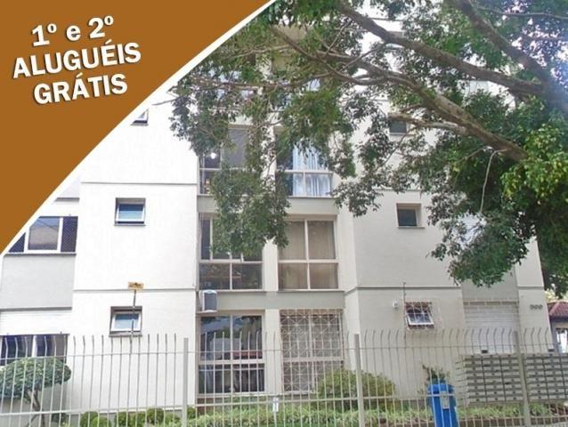 Apartamento para alugar com 1 dormitórios em Jardim do salso, Porto alegre cod:L02879