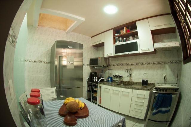 Vila da Penha Junto Shopping3000 Casa Duplex SemiLuxo Varanda 2Qts 2Banheiros 1vaga - Foto 9