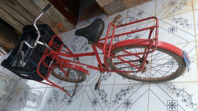 Bicicleta cargueira monark - Foto 2