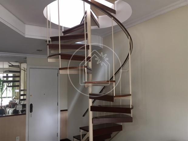 Apartamento à venda com 3 dormitórios em Humaitá, Rio de janeiro cod:825855 - Foto 15