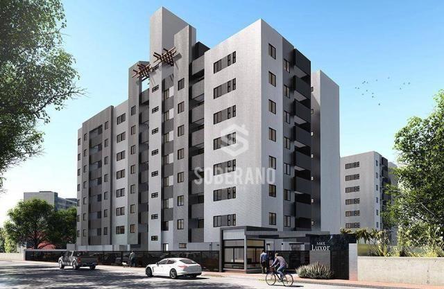 Apartamento com 2 dormitórios à venda, 54 m² por R$ 204.000 - Jardim Cidade Universitária  - Foto 8