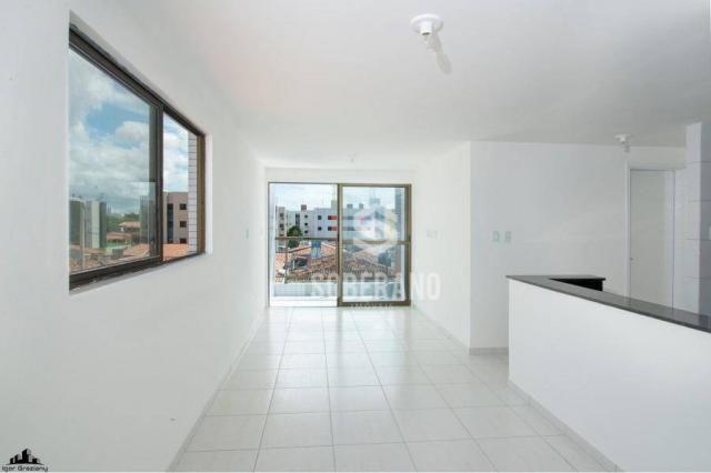 Apartamento com 2 dormitórios à venda, 54 m² por R$ 179.990 - Jardim Cidade Universitária  - Foto 2