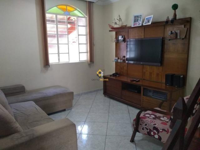 Casa à venda com 3 dormitórios em Santa rosa, Belo horizonte cod:4046 - Foto 3