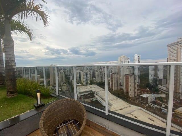 Apartamento à venda com 2 dormitórios em Jardim goiás, Goiânia cod:V5361 - Foto 16