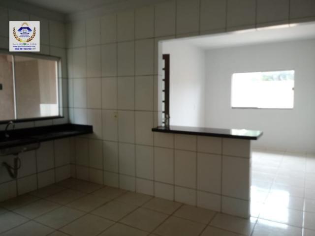 Casa Padrão para Aluguel em Setor Ponta Kayana Trindade-GO - Foto 4