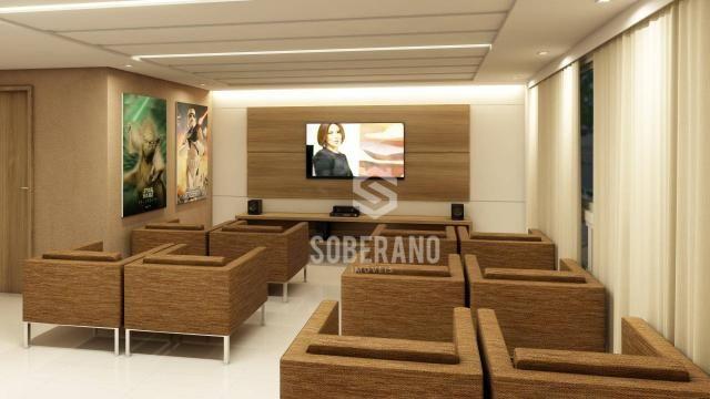 Apartamento com 3 dormitórios à venda, 70 m² por R$ 33.631 - Jardim Cidade Universitária - - Foto 4