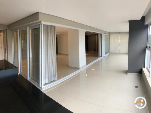 Apartamento à venda com 4 dormitórios em Setor marista, Goiânia cod:4139 - Foto 15