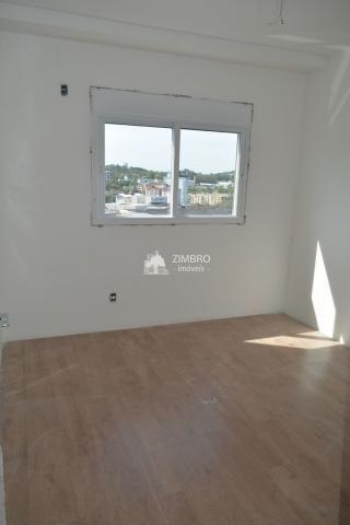 Apartamento 03 dormitórios para venda em Santa Maria com Suíte Sacada Churrasqueira Garage - Foto 10
