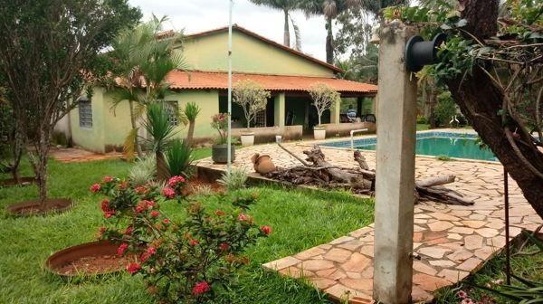 Rural chacara com 7 quartos - Bairro Sítio de Recreio Pindorama em Goiânia