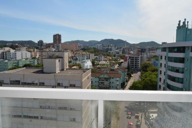 Apartamento 03 dormitórios para venda em Santa Maria com Suíte Sacada Churrasqueira Garage - Foto 4