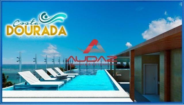 Apartamento à venda com 1 dormitórios em Ponta de campina, Cabedelo cod:1500 - Foto 2