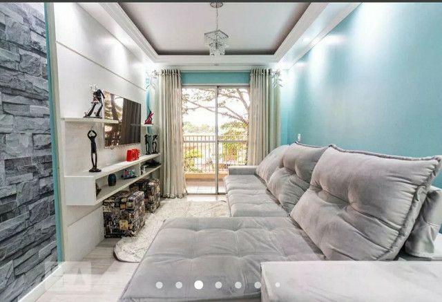 Apartamento 3 dorms reformado c móveis planejados no Vila Osasco aceita financiamento