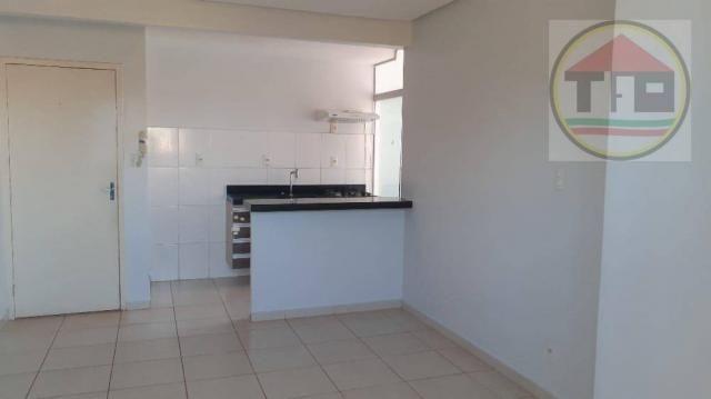 Apartamento com 3 dormitórios à venda, 60 m² por R$ 160.000 - total vile- Nova Marabá - Ma - Foto 6