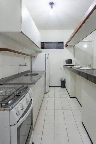 Flat 303, 6º Pavimento, Boa Viagem, Recife, sala & quarto, pertinho do mar, local top - Foto 12
