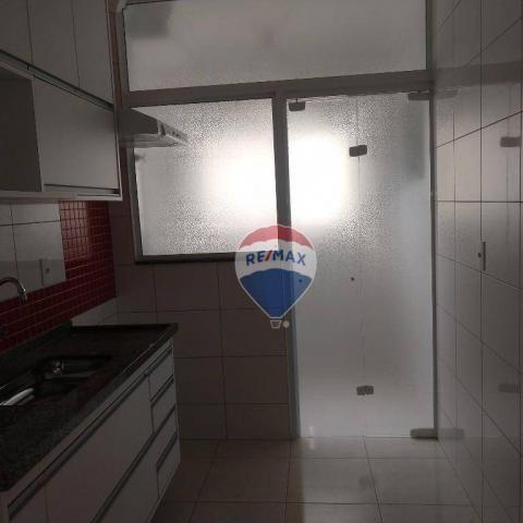Apartamento com 3 dormitórios para alugar, 77 m² por R$ 1.850,00/mês - Jardim dos Calegari - Foto 3