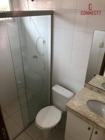 Apartamento com 2 dormitórios para alugar, 73 m² por R$ 1.300/mês - Jardim Botânico - Ribe - Foto 6