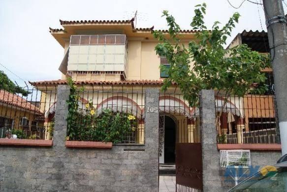 Casa com 5 dormitórios à venda, 300 m² por R$ 2.000.000 - Icaraí - Niterói/RJ