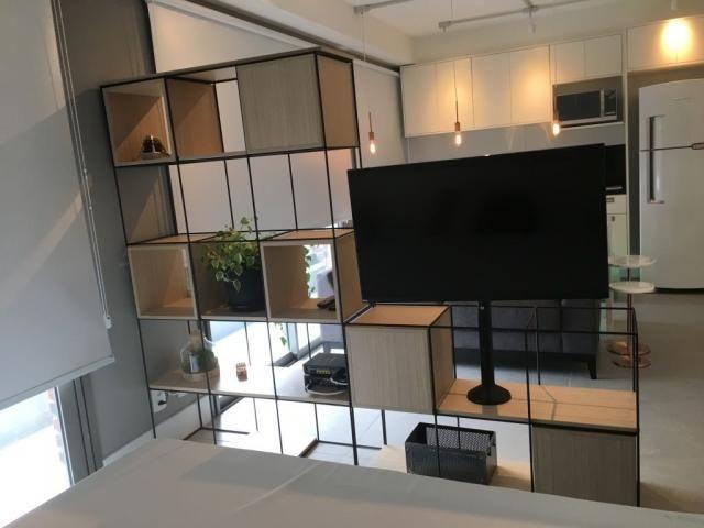 Studio para locação, Jardim Paulista, 43m², 1 vaga! - Foto 3