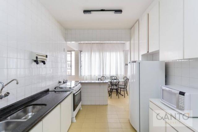 Apartamento com 4 dormitórios (1 suíte) à venda no Alto da XV, 289 m² por R$ 779.000 - Cur - Foto 16